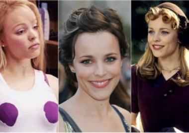 rachel mcadams, the notebook, chicas pesadas