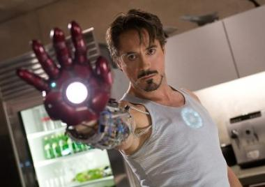 10 datos sobre iron man y robert Downey jr