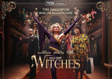 Lanzan tráiler de The Witches con Anne Hathaway